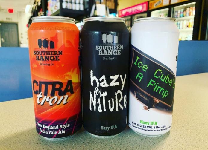 Southern Range Brewery Co. Monroe NC